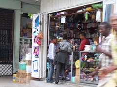 Vendors and Customers, Dar es Salaam