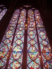 Saint Chappelle Amazing Window
