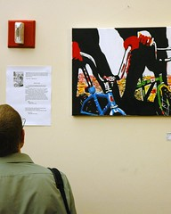 City Hall Bike Show and Art Exhibition