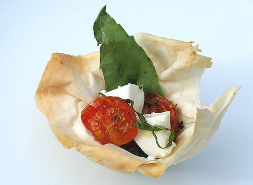 Summer Tomato Tart - 2