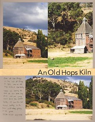 An Old Hops Kiln