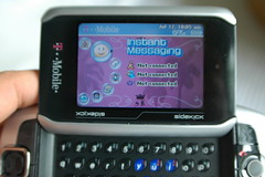 Sharp AV200 / T-Mobile Sidekick 3 #11