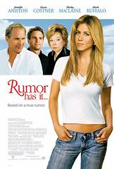 Rumor has it movie poster