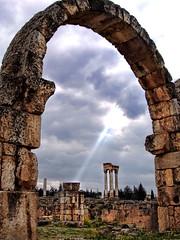 lebanon.. amidst ruins ≈ light