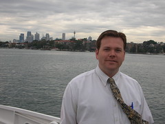 Sydney from the RiverCat