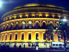 Royal Albert Hall - Outside