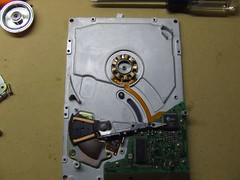 Harddrive clock 6