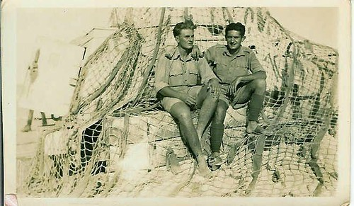 Etienne Bouchard Joseph Quiniou - epagliffl.canalblog.compahis- Libye 1942- Etienne