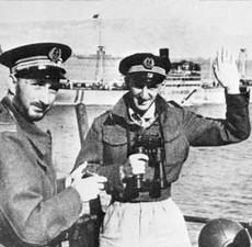 Robert Détroyat et Hubert Amyot d'Inville