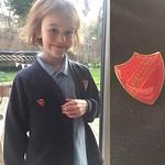 Amy got her Ambassador badge<br/>23 Feb 2018