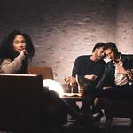 Pictured: Kayla Carter, Julian Parker, Erik Hellman and Deanna Myers. Photo by Joe Mazza—Brave Lux
