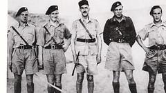 Moyen Orient Jacques Hébert à gauche