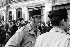 Décembre 1944 - Le BIMP à Guéret (Creuse) - posté par Simon Militaria sur FB 1ère DFL