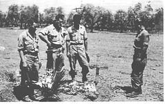AMIC Léon sépulture  18 juin 1944 fonds isnard