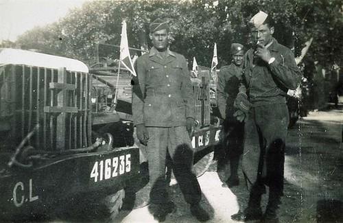 22 BMNA- Soldats de la 2e compagnie du 22e BMNA