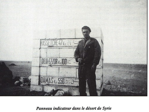 1941 - Syrie- Copyright René Duval
