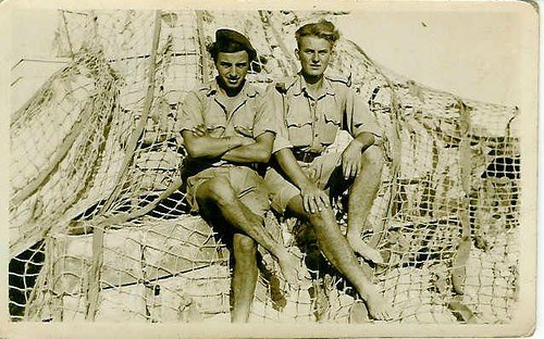Spahis - Emile Pagliantini et Etienne Bouchard Libye 42 - epagliffl.canalblog.com