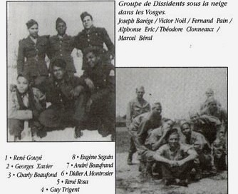 Vosges 1944- Dissidents