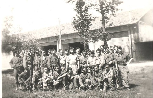 1945 Avril- Alpes Maritimes - 1ere section - 7e Cie du BM XI