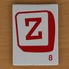 Word Grab letter Z