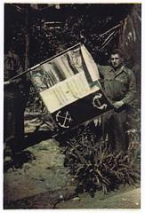 194 - Italie Drapeau RFM - col Lucien Isnard/j. Isnard