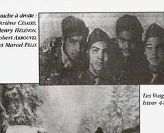 Dissidents - Arsène Césaire - Henry Hénelon- Robert Harrouvel -  Marcel Félix