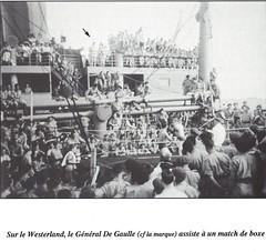 1940- à bord du westernland René Duval