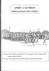 BM XI- Défilé du 18 Juin 1945 à Paris