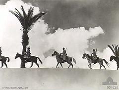 1941 - 1er escadron de spahis marocains