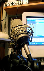 Lip Gloss and Laptops Podcast Setup 2