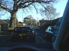 Wokingham Traffic Queues
