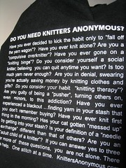 knitter's anonymous