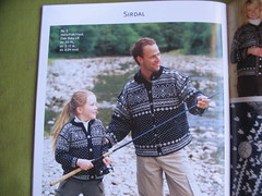 Sirdal sweater