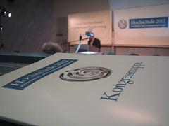 Kongress Hochschule 2012