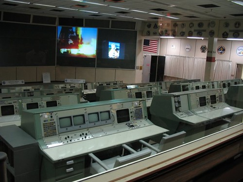 The Historic Mission Control Center