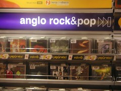 Anglo rock and pop