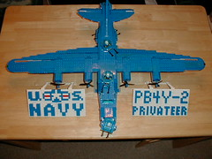 PB4Y-2 Privateer<br />