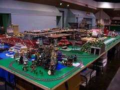 TCA Show Setup Pictures
