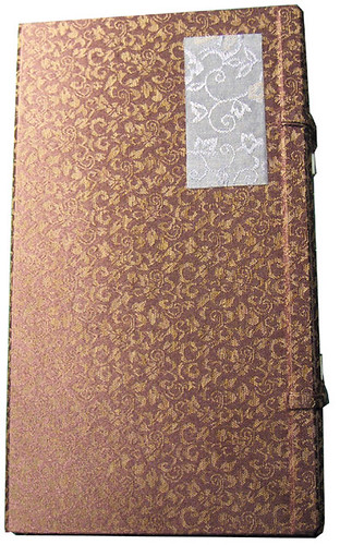 wrap-around hard-cover case