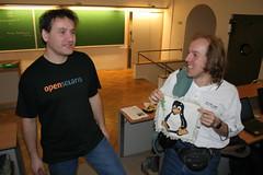 OpenSolaris or Penguin