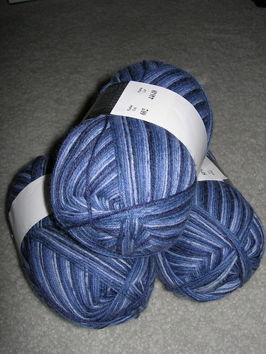 Yet more effing sock yarn