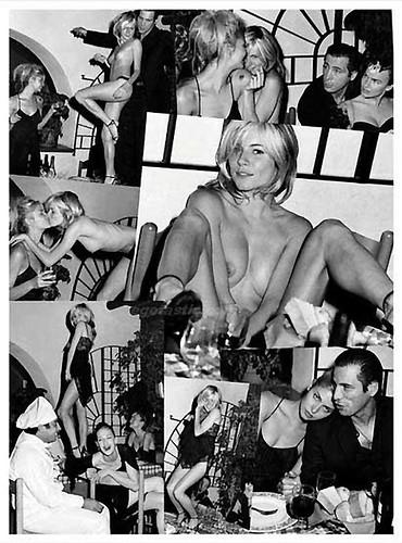 Sienna Miller Nude Pirelli Video 41