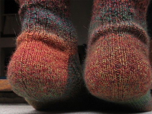 fortissima colori socks heels