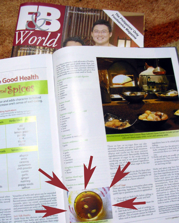 f&bworld magazine stole my photo.