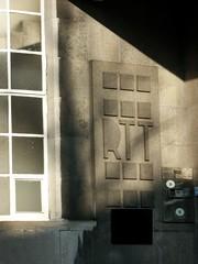 Oud RTT gebouw