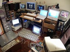 Geek desk