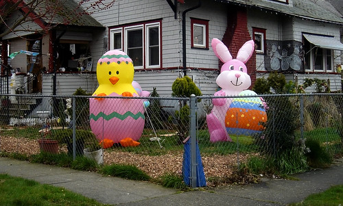 He is Risen,shot with a Sony,Tacoma,WA ©2006 Jim Scolman