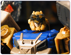 Cybertron Defense Scattorshot - Closeup 02