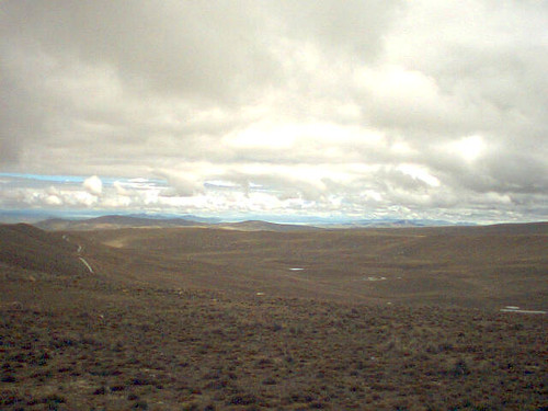 Plateau andin, en Bolivie