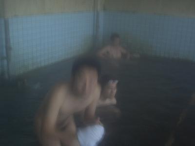 20051217 洞輪沢温泉 内湯